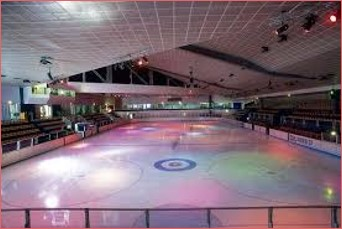 Patinoire Parc Olympique de Méribel (73)